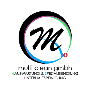 Das ist das Logo von Multi Clean GmbH Reinigungsfirma und Hauswartung